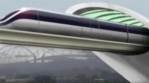 Primul tren ultrarapid din lume va străbate Europa. Nouă potențiale rute