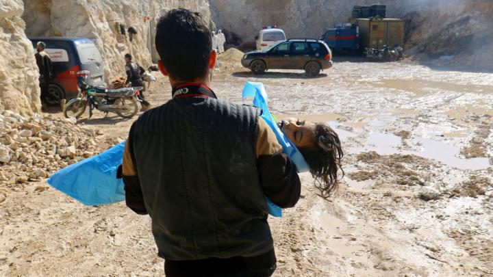Investigaţie CNN: Mafia rusă ar fi finanţat atacurile chimice din Siria