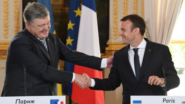 Macron, criticat de Federaţia Rusă. Care a fost motivul acuzaţiilor la adresa preşedintelui francez