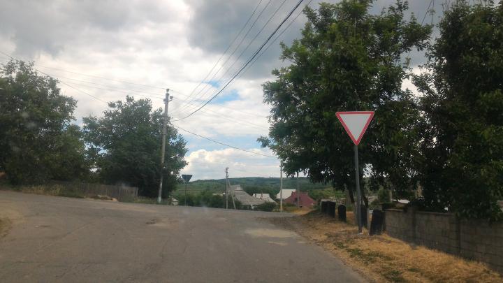 La Lozova au fost instalate primele indicatoare stradale din sat (FOTO)