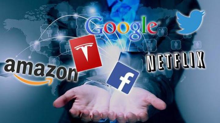 Companiile care cumpără lumea. Cum ne vor controla fiecare aspect al vieţii Amazon, Apple, Google sau Facebook