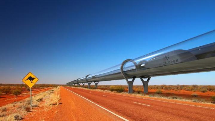 Hyperloop vine în Europa. Ce orașe va lega cel mai avangardist proiect de transport rapid (VIDEO)