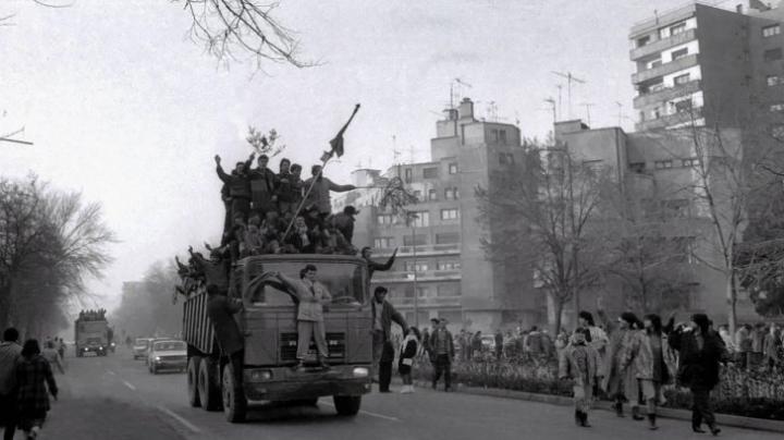 Cum arătau mașinile folosite de revoluționari în 1989 (FOTO)