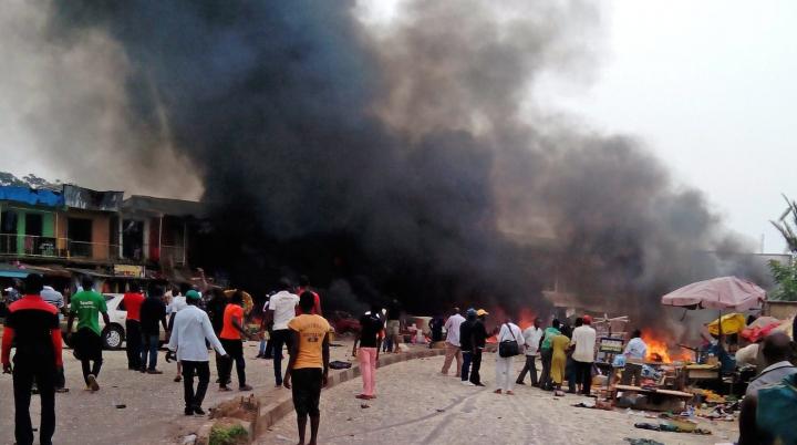 Trei fete și-au pierdut viața încercând să comită atacuri pentru gruparea Boko Haram