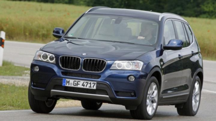 BMW a prezentat noua generație de a SUV-ului X3. (FOTO)