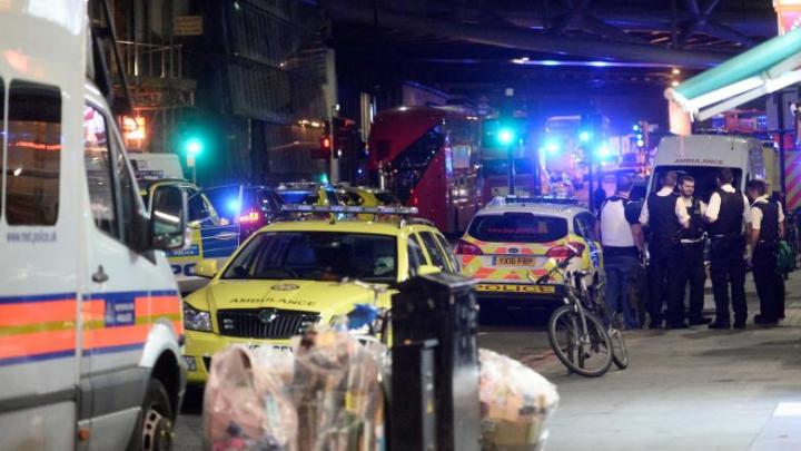 O femeie şi un taximetrist, numiţi EROI după ce au salvat vieţi în timpul atacului de pe London Bridge