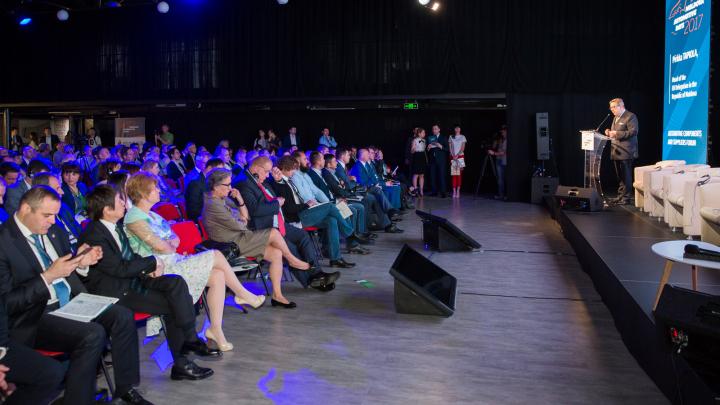 Cel mai așteptat eveniment al pieții auto din Moldova a întrunit peste o sută de companii locale și străine