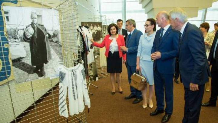 Ziua Națională a Portului Popular al Republicii Moldova, sărbătorită la Strasbourg