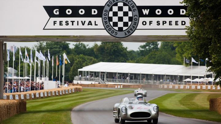 """Cel mai important festival automobilistic """"Goodwood"""" se va desfăşura ziele acestea în Marea Britanie"""