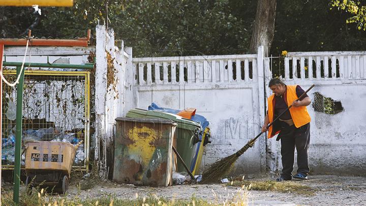 Spune STOP gunoiului și murdăriei. În Moldova va fi creat un registru electronic de management al deșeurilor