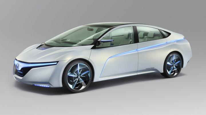 Honda lansează anul viitor două modele electrice