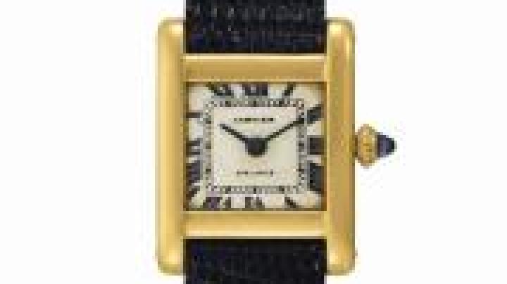 Ceasul lui Jackie Kennedy, vândut la licitație pentru suma de 379.500 de dolari (FOTO)
