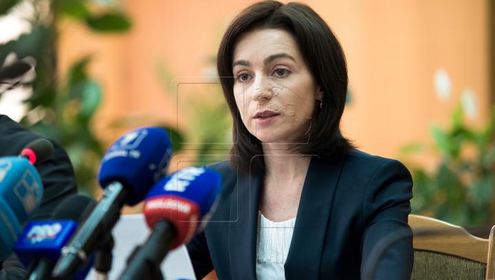 Liderul PAS, Maia Sandu, participă la summitul PPE