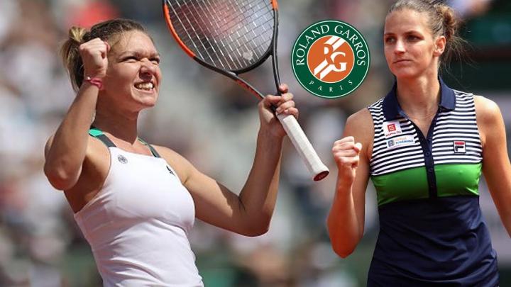 Ce a declarat Karolina Pliskova după ce a fost învinsă de Simona Halep în semifinale la Roland Garros