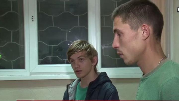 """""""Am fumat iarbă"""" Doi tineri au ajuns noaptea trecută la Inspectorat"""