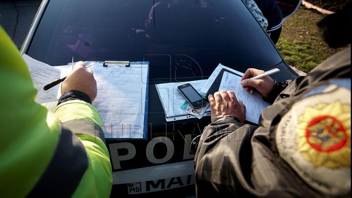 Șoferi nedisciplinați, trași pe dreapta și sancționați cu amenzi