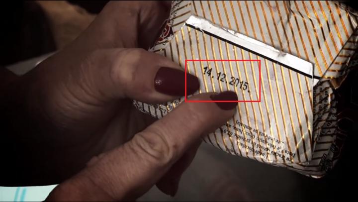 TE IA GROAZA! Produse din anul 2015, găsite pe rafturile şi în frigiderele unor magazine (VIDEO)