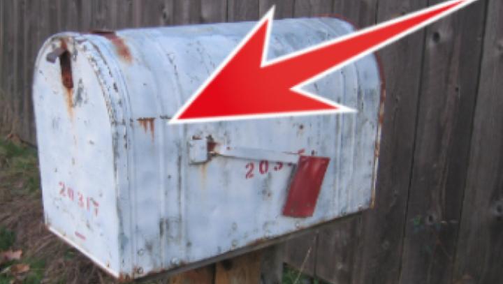 Aştepta o scrisoare. Însă, ceea ce a găsit în cutia poştală l-a lăsat fără cuvinte