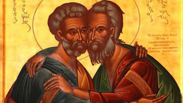 Sărbătoare mare în calendar. Sf. Petru şi Pavel. Ce nu ai voie să faci astăzi. Sub nicio formă