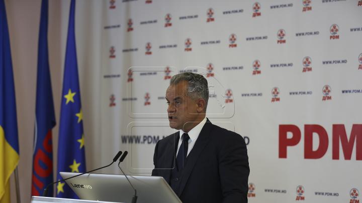 Vlad Plahotniuc: Schimbarea sistemului electoral, în concordanță deplină cu recomandările Comisiei de la Veneția