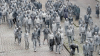 """Sute de """"zombi"""" se plimbă pe străzile din Hamburg, Germania. Cine sunt și ce mesaj vor să transmită"""