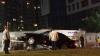 ACCIDENT GRAV în Capitală. O mașină a rămas suspendată peste o stație de pompare a gazelor (FOTO)