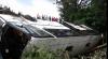 Autocar prăbușit în prăpastie în Ucraina: O tânără de 25 de ani a murit