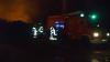 Incendiu puternic la groapa cu crengi din Buiucani. Pentru stingerea focului au intervenit cinci autospeciale ale pompierilor