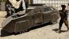 Cum arată maşinile pe care ISIS le transformă în bombe-capcană (FOTO)