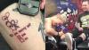 Cerere în căsătorie UNICĂ! Şi-a tatuat întrebarea, iar reacţia iubitei a fost incredibilă (VIDEO)