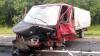ACCIDENT GRAV în apropiere de Condrița. Patru persoane au fost grav rănite, după ce două automobile s-au ciocnit frontal (FOTO)