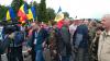 Dmitrii Rogozin primit cu PROTESTE pe aeroportul din Chișinău (FOTO)