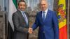 Şeicul Abdullah Bin Zayed Al Nahyan: Acordurile semnate astăzi crează noi oportunități pentru intensificarea cooperării dintre Moldova şi EAU