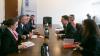 Președintele PDM, Vlad Plahotniuc, s-a întâlnit  la New York cu șeful PNUD, Achim Steiner