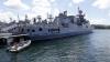 Ucraina desfășoară exerciții navale comune în Marea Neagră cu trei membri ai NATO