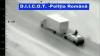 Furturi ca în filme. O grupare de români spărgeau camioanele din mers (VIDEO)