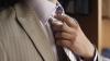 Imagini haioase în Iordania, un analist politic, filmat în chiloți și la cravată
