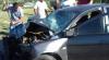 Accident rutier pe traseul M-5: Trei persoane rănite (FOTO)