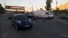 ACCIDENT GRAV în Chișinău! Cinci mașini au fost avariate în sectorul Centru al Capitalei