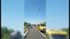 ACCIDENT GRAV! Un autocar cu moldoveni, răsturnat în Ungaria. Mai multe persoane, rănite (VIDEO)