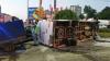 Accident grav în Constanța. Cel puțin 14 persoane au fost rănite (VIDEO)
