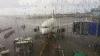 Ploaia de la Bucureşti perturbă traficul aerian. Mai multe curse de pe Otopeni întârziate sau anulate