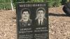În localitatea Cioara a fost ridicat un monument în memoria a doi eroi căzuţi la Nistru