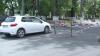 Tupeu de moldoveni! Şoferii IGNORĂ indicatorul ce interzice circulaţia pe o porţiune de pe str. Vasile Lupu
