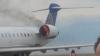 Aeronavă în flăcări pe aeroportul din Denver. Care a fost cauza incendiului