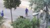 Atac armat la Barcelona. Doi poliţişti au fost împuşcaţi de un individ