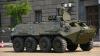 Militarii ruși din regiunea transnistreană pregătesc blindatele pentru a forța râul Nistru