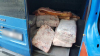 Carne de porc transportată în CONDIŢII ANTISANITARE. Şoferul nu a putut explica de unde provine marfa