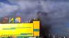 Centru comercial din Moscova, cuprins de flăcări! Cel puţin 14 oameni au fost internaţi în spital