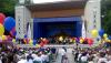 Spectacol de muzică clasică în aer liber la Teatrul Verde din Capitală. Oamenii au rămas încântați
